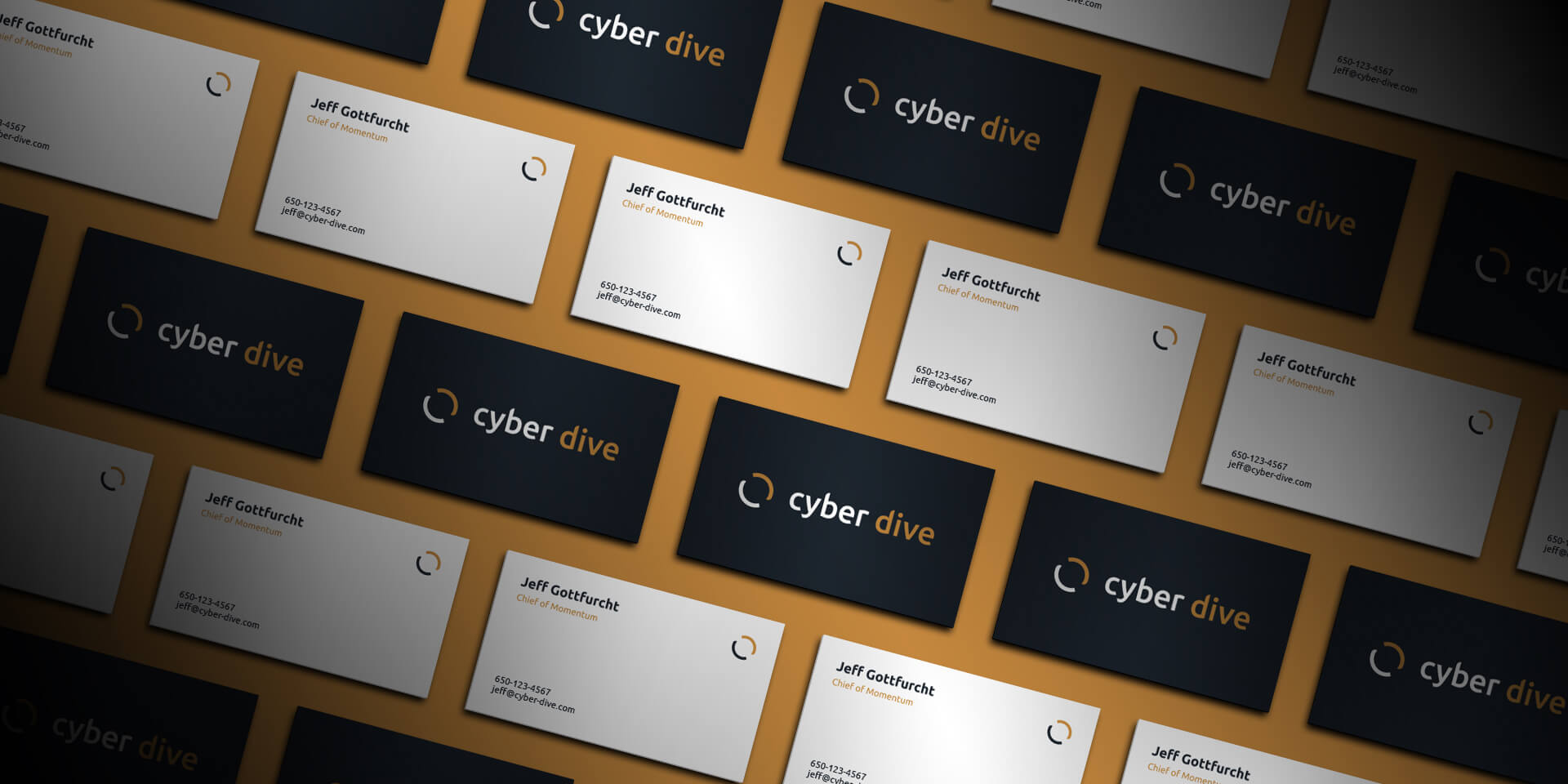 cyber-dive-business-card-mockup